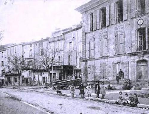 Emplacement de la mairie