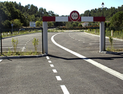 Parking Saint Honorat