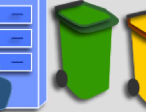 Tri et déchets