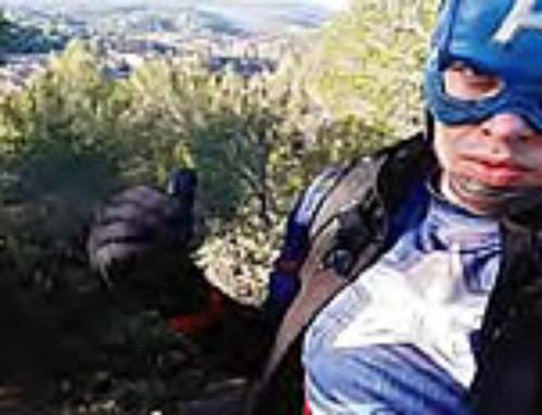 VTT avec Captain America